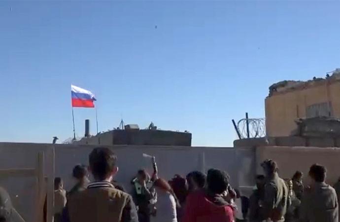 Ayn İsa'da YPG/PKK ile Rusya arasındaki gerilim tırmanıyor
