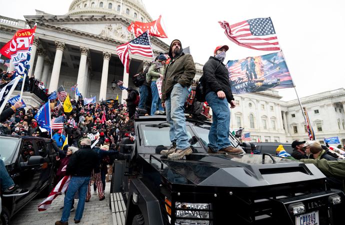 Wall Street Journal: Washington polisi neredeydi?