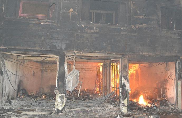 'Kobani iddianamesi' kabul edildi