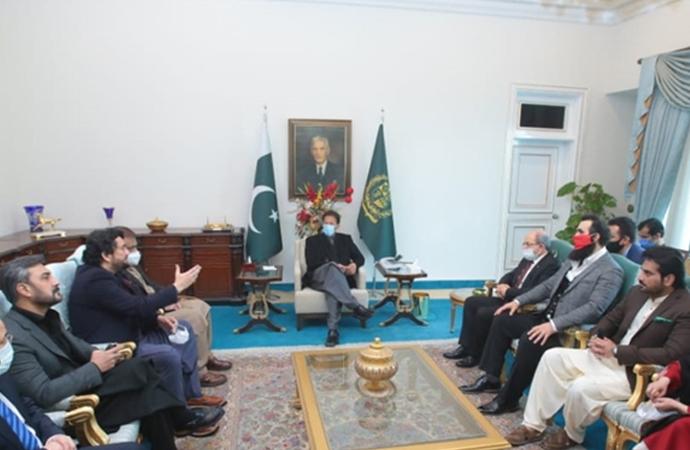 Türkiye ile Pakistan'dan ortak dizi projesi girişimi