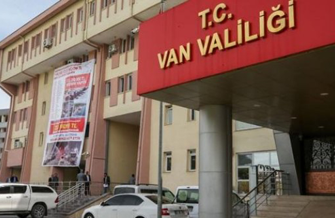 Van'da gösteri ve yürüyüşü yasağı getirildi