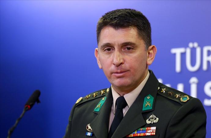 NATO Saraybosna Karargah Komutan Yardımcılığına Türk albay getirildi