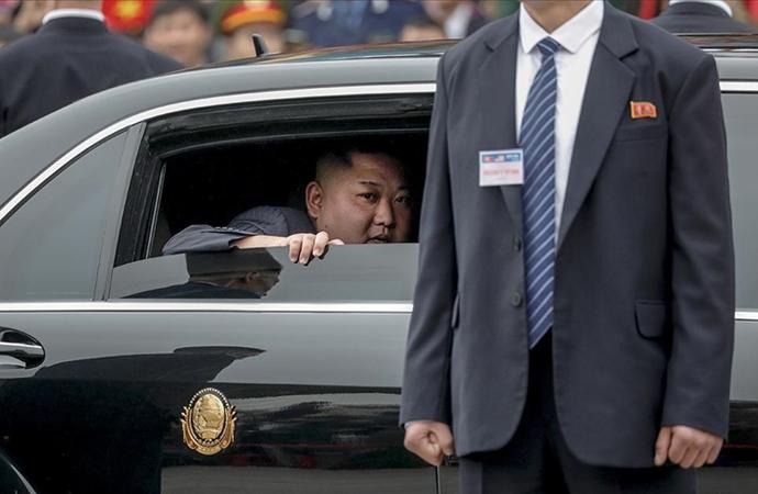 Kuzey Kore lideri Kim: Dış dünyayla ilişkileri genişletmek gerekiyor