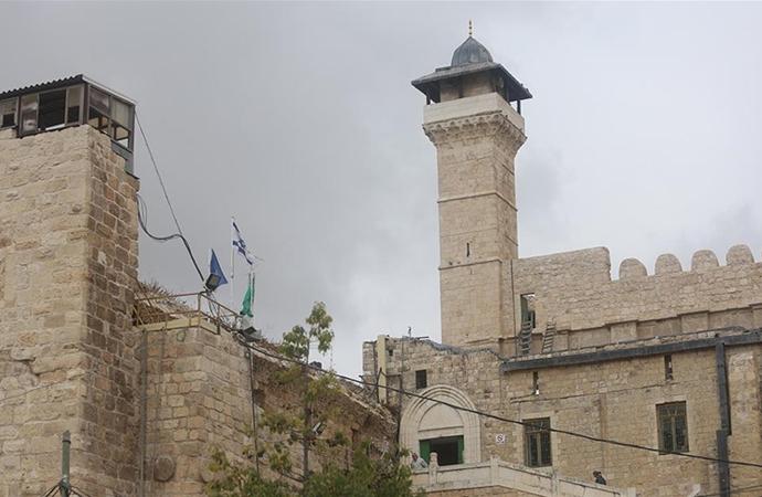 Harem-i İbrahim Camii'nin kapatılmasına kınama