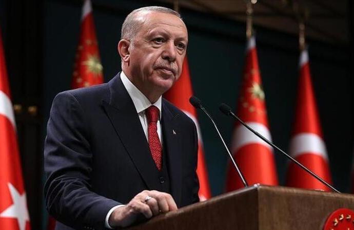 Milli Gazete yazarı, Cumhurbaşkanı Erdoğan'ın sözlerini köşesine taşıdı