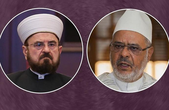Facebook yönetimi Müslüman Alimler Birliği'nin sayfasını sildi