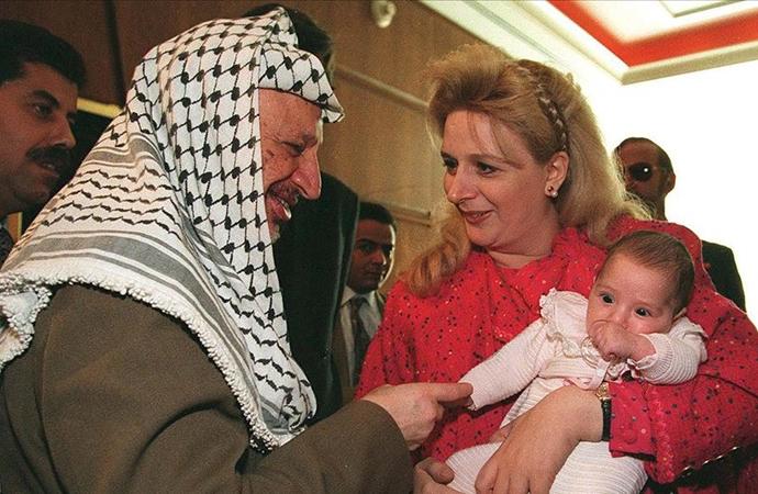 """Süha Arafat, """"İsrail'i akladığı"""" yönündeki iddiaları yalanladı"""