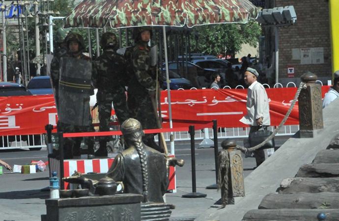 Çin'de Uygurların zorla çalıştırıldığı iddiaları devam ediyor