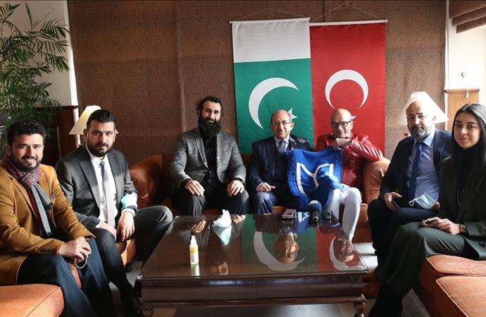 Türkiye-Pakistan ortak dizi çalışmaları başladı