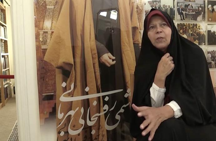 İran'da Faize Rafsancani tartışması