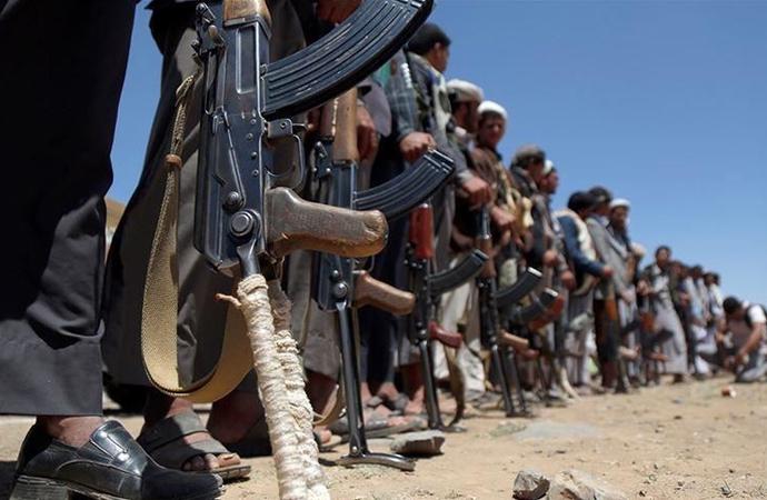 ABD'nin Husileri 'terör örgütü' ilan etme kararı