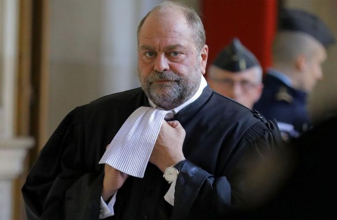 Fransa'da Adalet Bakanına soruşturma açıldı