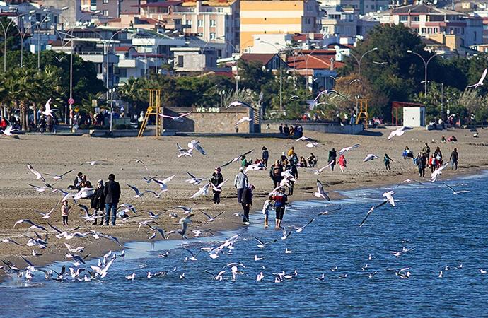 Türkiye'de son 50 yılın en sıcak 6. aralık ayı yaşandı