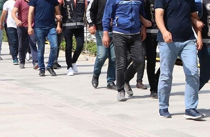 FETÖ soruşturmasında 7'si polis 9 kişiye gözaltı kararı