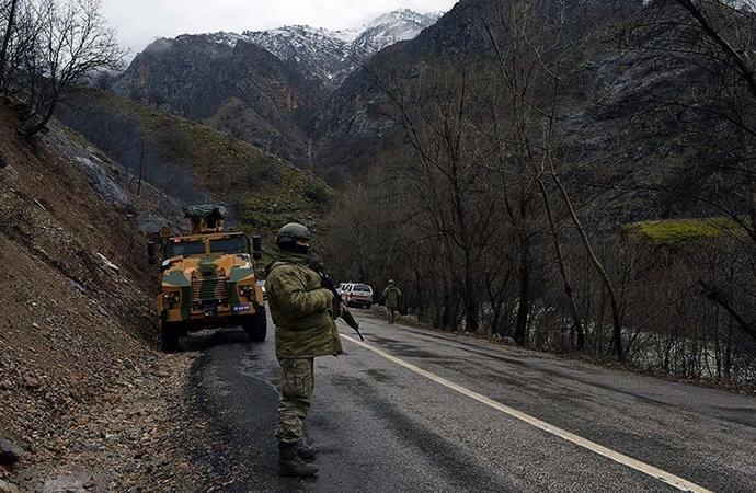 PKK'da 28 yıldır faaliyette bulunan 5 terörist ikna edildi