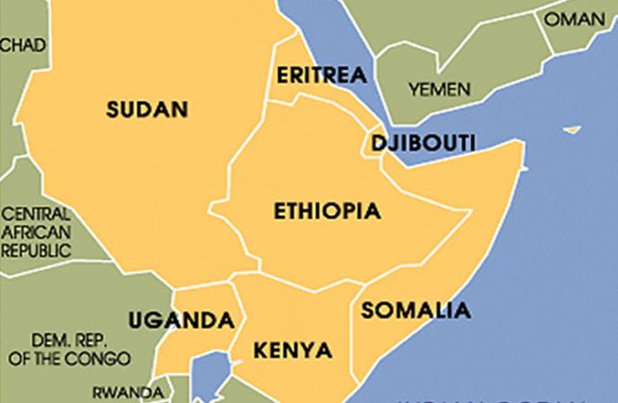 ABD, Somali'deki askerleri Cibuti ve Kenya'ya kaydırıldı