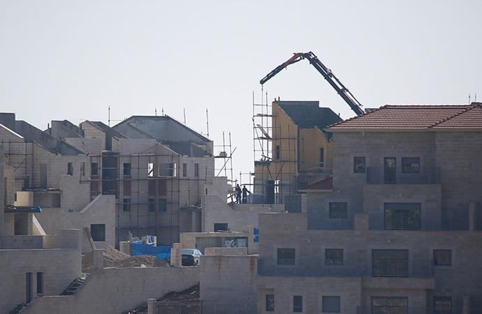 Siyonist İsrail'in yeni yerleşim kararına tepkiler
