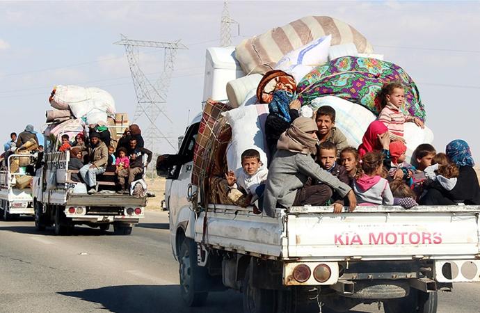 2020'de Suriye'de neler oldu?