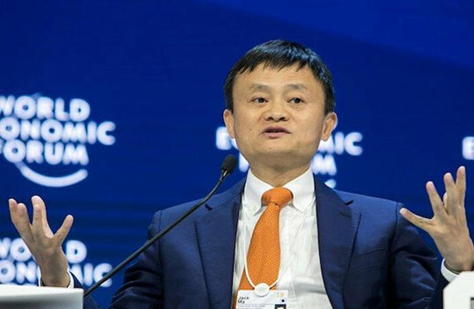 Alibaba'nın sahibi Jack Ma aylar sonra ortaya çıktı