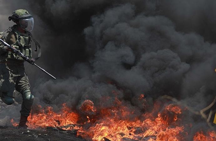 İsrail, Ürdün Vadisi'nde 1800 dönüm tarım arazisini tahrip etti