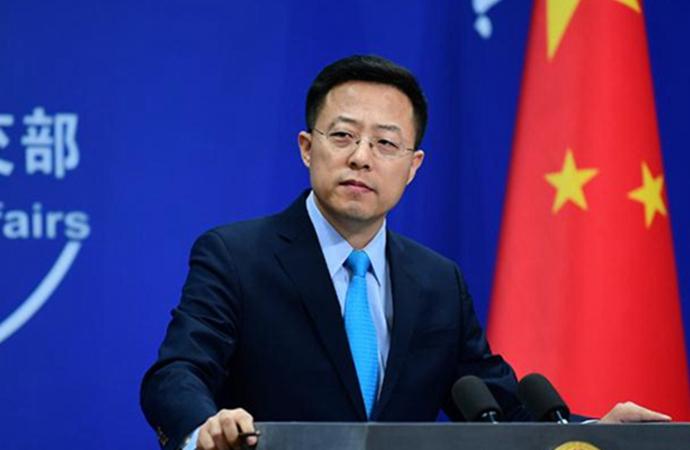 Yetkileri sona eren Trump'ın ekibine Çin'den yaptırım