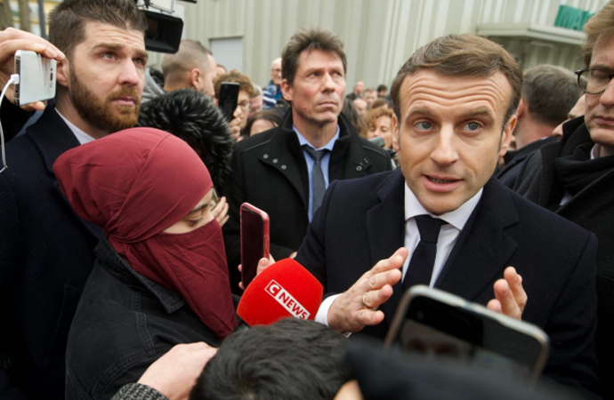Fransa'da bazı Müslüman sivil toplum kuruluşlarından 'İslami Prensipler Tüzüğüne' tepki