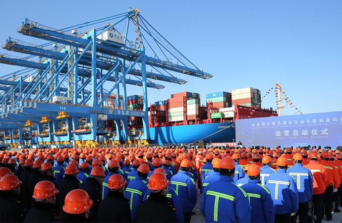Çin, 310 milyar dolar cari fazlasıyla Almanya'yı solladı