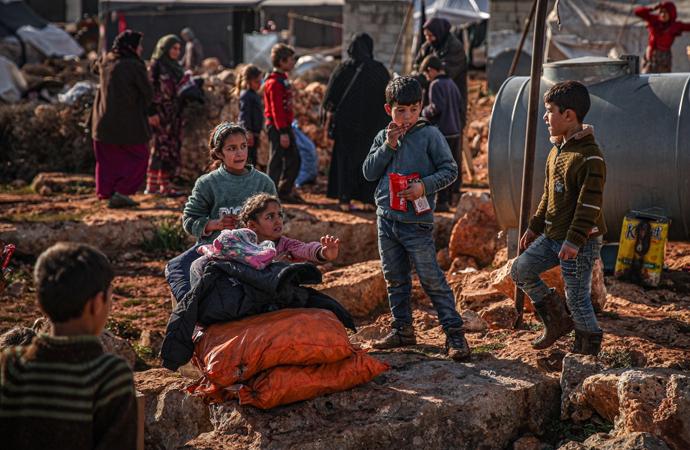 Diyanet Vakfı, İdlib'de 5 bin briket ev planlıyor