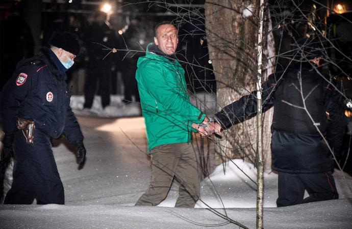 Rusya'da Navalny kargaşası devam ediyor
