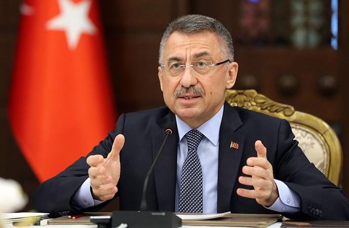 Fuat Oktay, TÜSİAD Dijital Türkiye Konferansı'nda