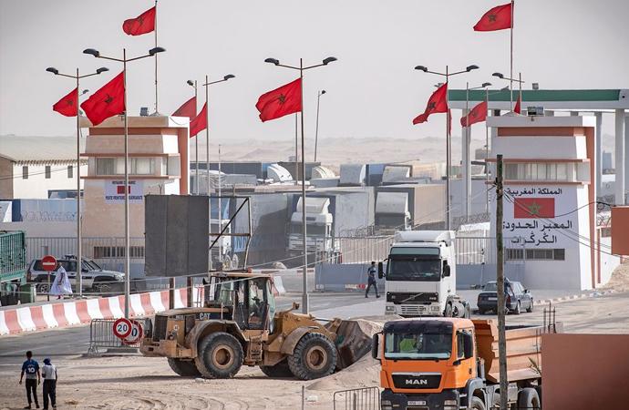 Amerikalı üst düzey heyet Batı Sahra'yı ziyaret etti