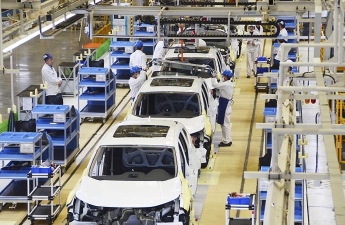 'Dünyanın en çok araç satan şirket' unvanı Almanlardan Japonlara geçti