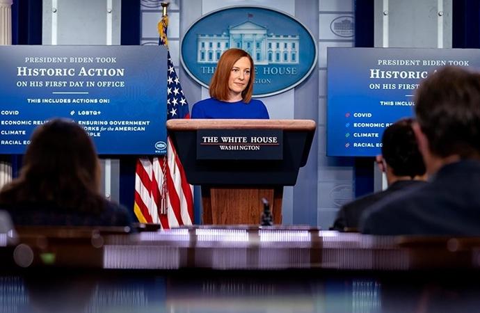 Beyaz Saray: İran'ın nükleer anlaşmanın gerekliliklerine uyması lazım