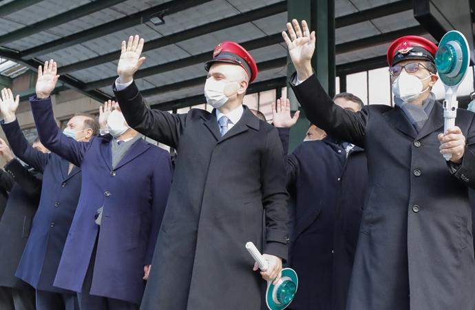 Karaismailoğlu: Çin'in projesi Türkiye açısından da çok önemli