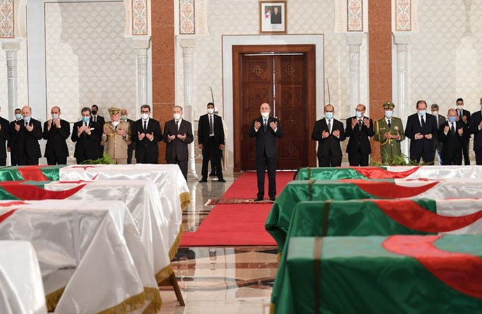 Fransa'nın tavrı Cezayir'i öfkelendiriyor
