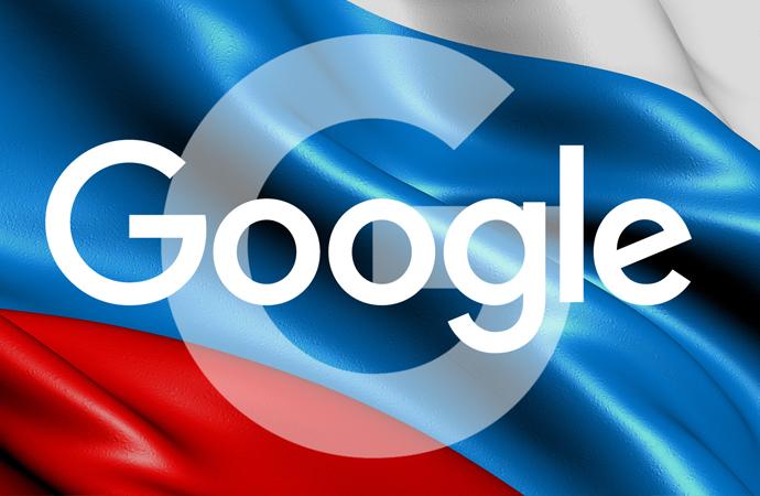 """Rusya, """"ulusal marşı"""" için Google'a talepte bulundu"""
