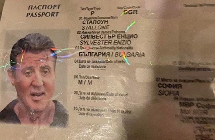 Bulgaristan'da ABD ajanları ile, kalpazan çetesine baskın