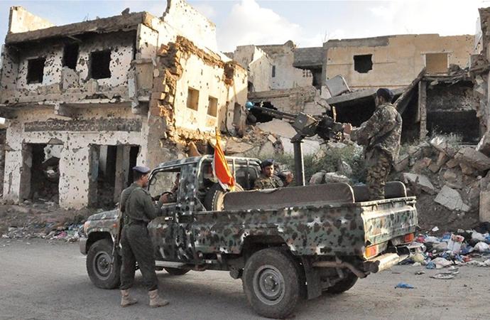 Yemen'de BAE destekli Ulusal Direniş Güçleri komutanına suikast