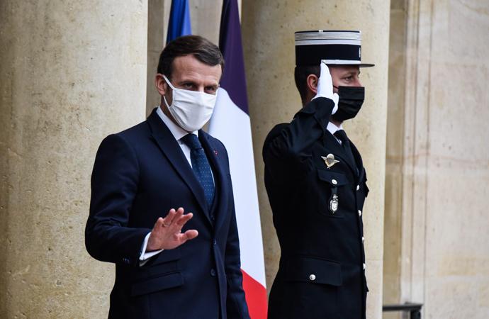 Fransa'nın Suudi Arabistan talebine İran'dan ret