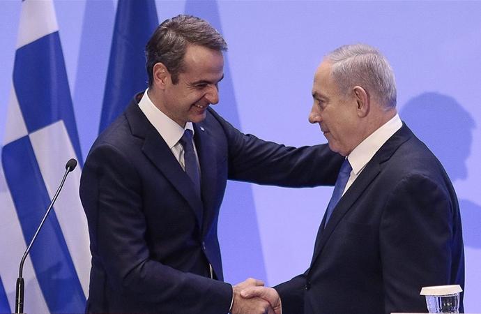 Yunanistan İsrail ile yapacağı savunma anlaşmasını onayladı