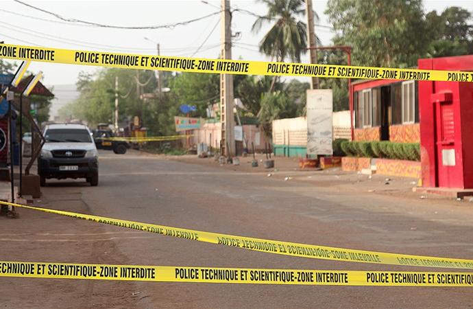 Mali'de kim tarafından yapıldığı belli olmayan 'hava saldırısı'