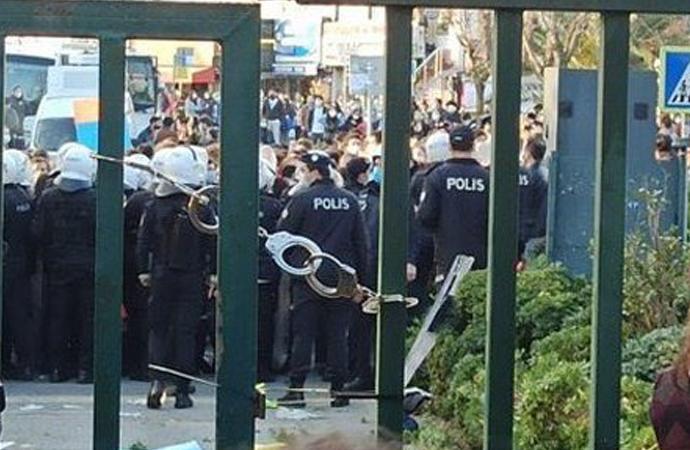 Beşiktaş ve Sarıyer'de gösteri ve yürüyüşler yasaklandı