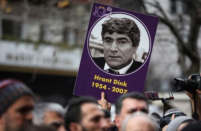 Hrant Dink davasında, jandarma istihbarat eski görevlisi 2 sanığa tutuklama kararı