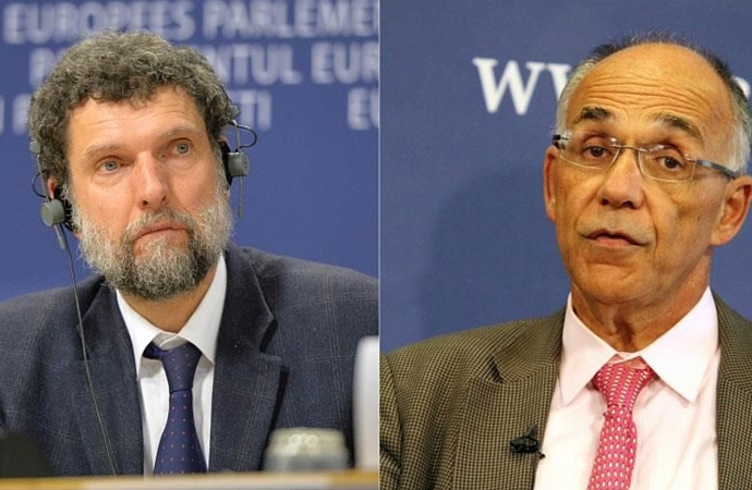 Kavala ve Barkey'in davası Gezi ile birleştirildi