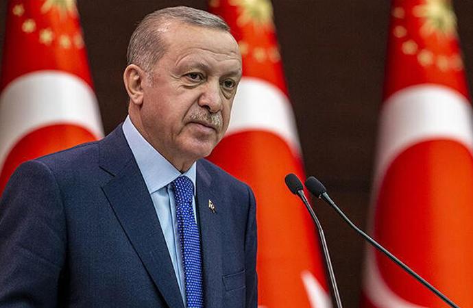 Erdoğan: Daha gidecek çok yolumuz var