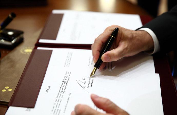 Kararname ile, Katılım Finans Dairesi Başkanlığı kuruldu