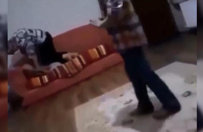 Annesinden şiddet gören çocuk ve kardeşleri korumaya alındı