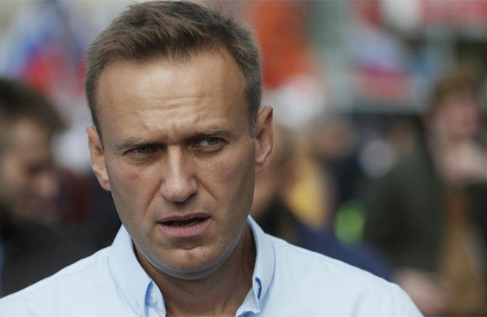 Rusya'da Navalnıy aleyhinde istihbarat kaydı yayınlandı