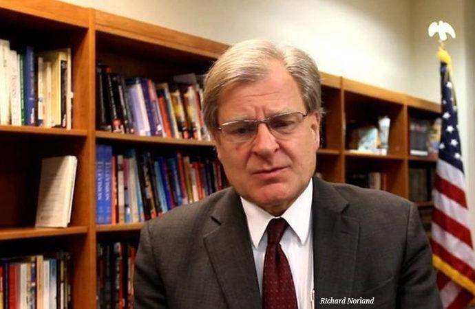 Amerikan büyükelçisi, Libya'nın yeni Başbakanı ile görüştü