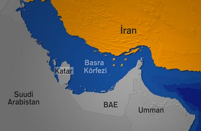 'Fars Körfezi' yerine 'Arap Körfezi' diyen Rusya'ya İran'dan nota